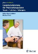 Cover-Bild zu Gesprächsführung für Physiotherapeuten (eBook) von Hoos-Leistner, Heike