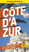 Cover-Bild zu MARCO POLO Reiseführer Cote d'Azur von Joeres, Annika