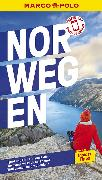 Cover-Bild zu MARCO POLO Reiseführer Norwegen von Sprak & Tekst, Jens Uwe Kumpch