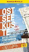 Cover-Bild zu MARCO POLO Reiseführer Ostseeküste Mecklenburg-Vorpommern von Lübbert, Anke
