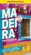 Cover-Bild zu MARCO POLO Reiseführer Madeira, Porto Santo von Henss, Rita