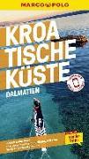 Cover-Bild zu MARCO POLO Reiseführer Kroatische Küste Dalmatien von Schetar, Daniela