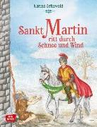 Cover-Bild zu Sankt Martin ritt durch Schnee und Wind von Rensmann, Gesa