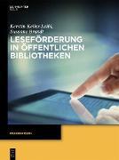 Cover-Bild zu Leseförderung in Öffentlichen Bibliotheken (eBook) von Brandt, Susanne