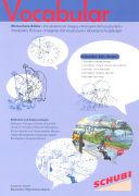 Cover-Bild zu Vocabular Set - Kalender, Zeit, Wetter. Bilderbox und Kopiervorlage von Lehnert, Susanne
