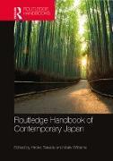 Cover-Bild zu Routledge Handbook of Contemporary Japan (eBook) von Takeda, Hiroko (Hrsg.)