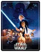 Cover-Bild zu Star Wars - Episode VI : Le Retour du Jedi - 4K+2D+Bonus Steelbook Edition von Richard Marquand (Reg.)