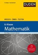 Cover-Bild zu Wissen - Üben - Testen: Mathematik 8. Klasse von Witschaß, Timo