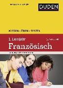 Cover-Bild zu Wissen - Üben - Testen: Französisch 1. Lernjahr von Jahn-Sauner, Ulrike