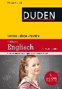 Cover-Bild zu Wissen - Üben - Testen: Englisch 7. Klasse (eBook) von Steinhauer, Anja