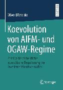 Cover-Bild zu Koevolution von AIFM- und OGAW-Regime (eBook) von Dürschke, Oliver