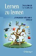 Cover-Bild zu Lernen zu lernen (eBook) von Metzig, Werner