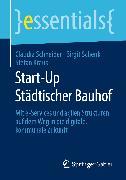 Cover-Bild zu Start-Up Städtischer Bauhof (eBook) von Schneider, Claudia