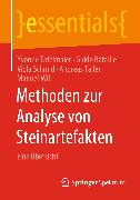 Cover-Bild zu Methoden zur Analyse von Steinartefakten (eBook) von Schmid, Viola