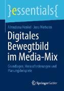 Cover-Bild zu Digitales Bewegtbild im Media-Mix (eBook) von Henkel, Almudena