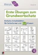 Cover-Bild zu Willkommen in der deutschen Sprache: Erste Übungen zum Grundwortschatz von Piel, Alexandra
