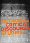 Cover-Bild zu Methods of Critical Discourse Studies (eBook) von Wodak, Ruth (Hrsg.)