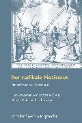 Cover-Bild zu Der radikale Pietismus (eBook) von Schneider, Hans (Beitr.)