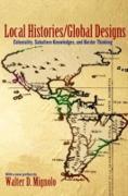 Cover-Bild zu Local Histories/Global Designs (eBook) von Mignolo, Walter D.
