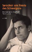 Cover-Bild zu Sprechen am Rande des Schweigens (eBook) von Stamm, Peter