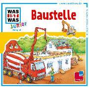 Cover-Bild zu WAS IST WAS Junior Hörspiel: Baustelle (Audio Download) von Wilhelmi, Friederike