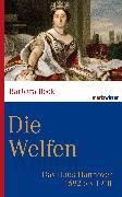 Cover-Bild zu Die Welfen (eBook) von Beck, Barbara