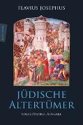 Cover-Bild zu Jüdische Altertümer von Josephus, Flavius