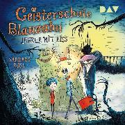 Cover-Bild zu Geisterschule Blauzahn - Teil 1: Lehrer mit Biss (Audio Download) von Rosa, Barbara