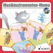 Cover-Bild zu Musikinstrumenten-Memo von Nykrin, Rudolf