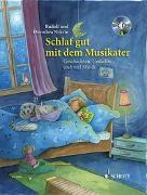 Cover-Bild zu Schlaf gut mit dem Musikater von Nykrin, Rudolf