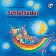 Cover-Bild zu Schlaflieder und Gute-Nacht-Geschichten von Nykrin, Dorothea