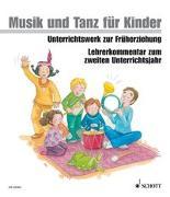 Cover-Bild zu Musik und Tanz für Kinder von Funk, Jutta