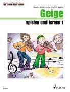 Cover-Bild zu Geige spielen und lernen von Wüstehube, Bianka