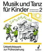 Cover-Bild zu Musik und Tanz für Kinder von Haselbach, Barbara (Hrsg.)