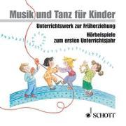 Cover-Bild zu Musik und Tanz für Kinder 1 - Lehrer-CD-Box von Funk, Jutta