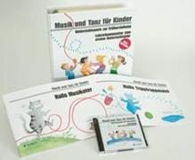 Cover-Bild zu Musik und Tanz für Kinder 1 - Komplettpaket von Funk, Jutta