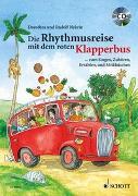 Cover-Bild zu Die Rhythmusreise mit dem roten Klapperbus von Nykrin, Dorothea