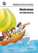 Cover-Bild zu Musik voraus - Das Entdeckerbuch von Nykrin, Rudolf