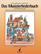 Cover-Bild zu Das Musizierliederbuch von Nykrin, Rudolf