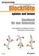 Cover-Bild zu Blockflöte spielen und lernen von Czermin, Gila