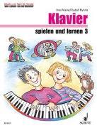 Cover-Bild zu Klavier spielen und lernen von Nykrin, Rudolf