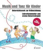 Cover-Bild zu Musik und Tanz für Kinder 1 - Lehrerordner von Funk, Jutta