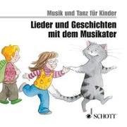 Cover-Bild zu Lieder und Geschichten mit dem Musikater von Nykrin, Rudolf