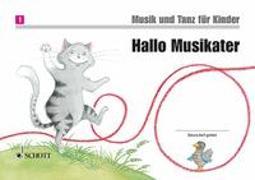 Cover-Bild zu Hallo Musikater von Funk, Jutta