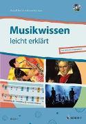 Cover-Bild zu Musikwissen - leicht erklärt von Nykrin, Rudolf