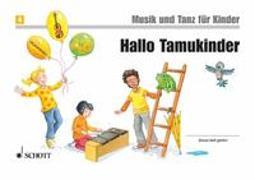 Cover-Bild zu Hallo Tamukinder von Funk, Jutta