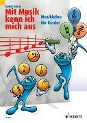 Cover-Bild zu Mit Musik kenn ich mich aus - Paket von Nykrin, Rudolf