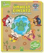 Cover-Bild zu PAW Patrol - Umwelteinsatz in der Abenteuerbucht von Luise Holthausen