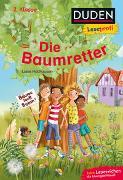 Cover-Bild zu Duden Leseprofi - Die Baumretter, 2. Klasse von Holthausen, Luise