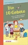 Cover-Bild zu Die 10 Gebote von Holthausen, Luise